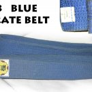 BLUE KARATE BELT  -