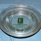 embassy suites glass ashtray