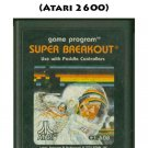 Super Breakout (Atari 2600)