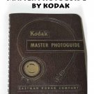 kodak master photoguide [Ring-bound] 1951