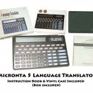 Micronta 5 Language Translator