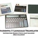 Micronta 5 Language Translator