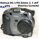 Kodak DC 290 Zoom 2.1 MP Digital Camera For parts - not working