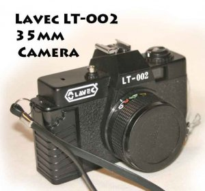 !SOLD! Lavec LT-002 35 mm Camera