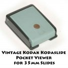 Vintage Kodak Kodaslide Pocket Viewer for 35mm Slides