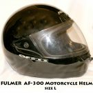 FULMER Full Face  AF-300 Motorcycle Helmet  size L