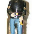 1969 KENTUCKY GENTLEMAN UNION SOLDIER DECANTER EMPTY