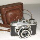 BOLTA, PHOTAVIT 24X24 CAMERA W/ MEYER PRIMOTAR 4CM 3.5 LENS with case