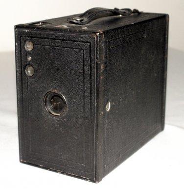 Vintage No. 2A Brownie Model C Box camera Kodak film 116
