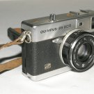 Olympus 35 ECR 35mm Rangefinder Film Camera w/Zuiko 42mm/F2.8 lens