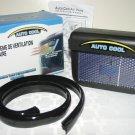 Solar Sun Power Car Auto Air Vent Cool Fan Cooler Ventilation System Radiator MC