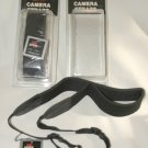 2 NEW Black Camera Holder Shoulder Neck Strap for DSLR SLR Canon Sony Nikon Pentax