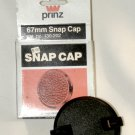 Prinz 67mm Snap-on Front Lens Cap New cat.no 130-202 Cover For Canon Nikon Sigma Tamron