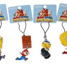 Cell Phone Keychain (Super Mario Brothers)