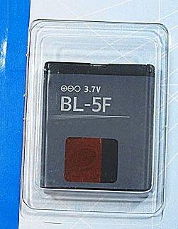 Nokia N95/N93i BL-5F Battery