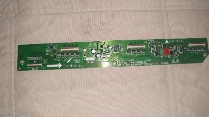 LG 6870QRB002A XR Buffer