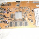 SHARP 56DR650 150-21040 Video RF Tuner Board