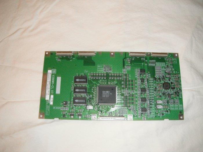 Westinghouse CMO 35-A27C0203 T-Con Board