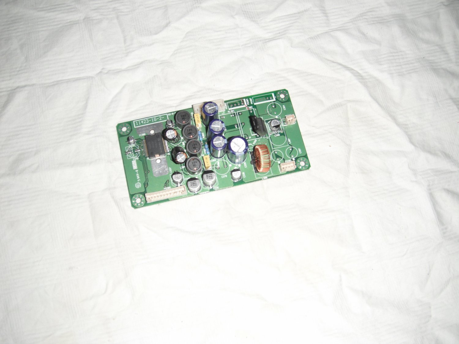 Maxent DPWB11423-SL--C Audio Board