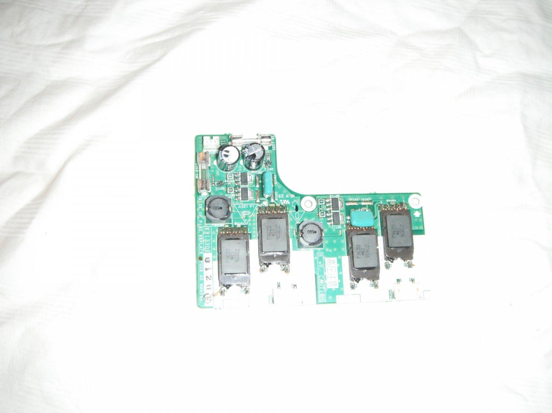 Sharp DUNTKB133DE01 Back Light Inverter