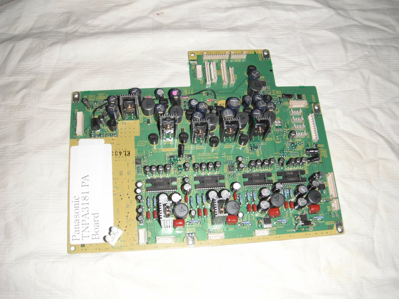 Panasonic TNPA3181 PA Board