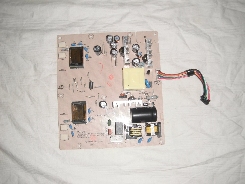 HP F1905B, LCD Monitor  P/N 715G1502-2 POWER SUPPLY
