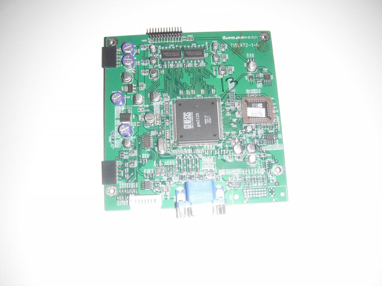 Samsung Model LN-T2642H  715L972-1-6