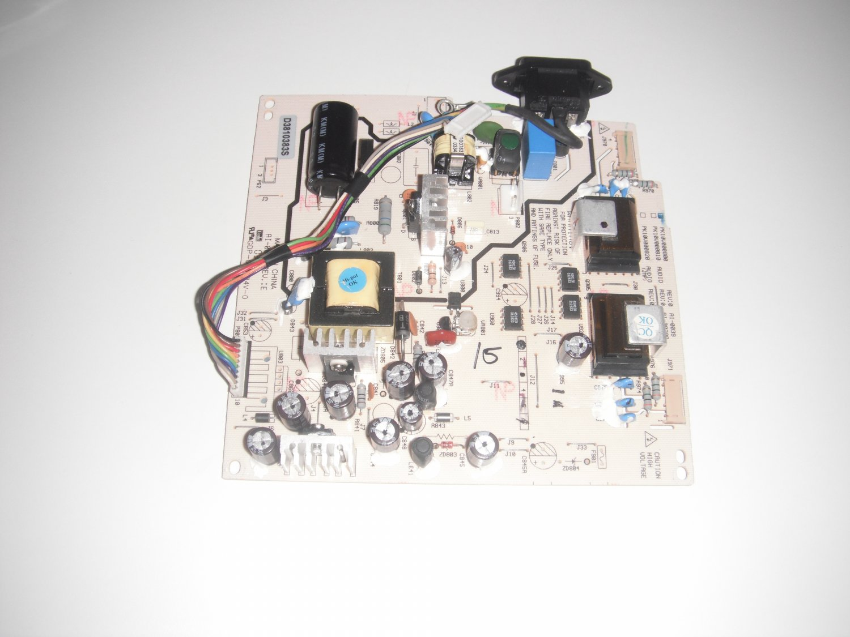 PK10V000800 REV: 0 AI-0039 REV: E Power Board