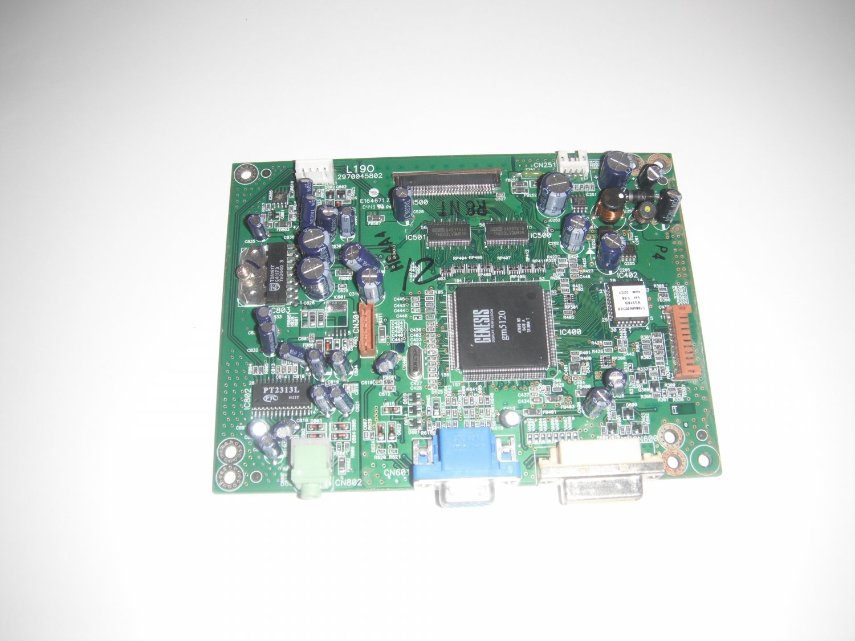 VIEWSONIC MA190A1 2970045802 Audio / Video Input