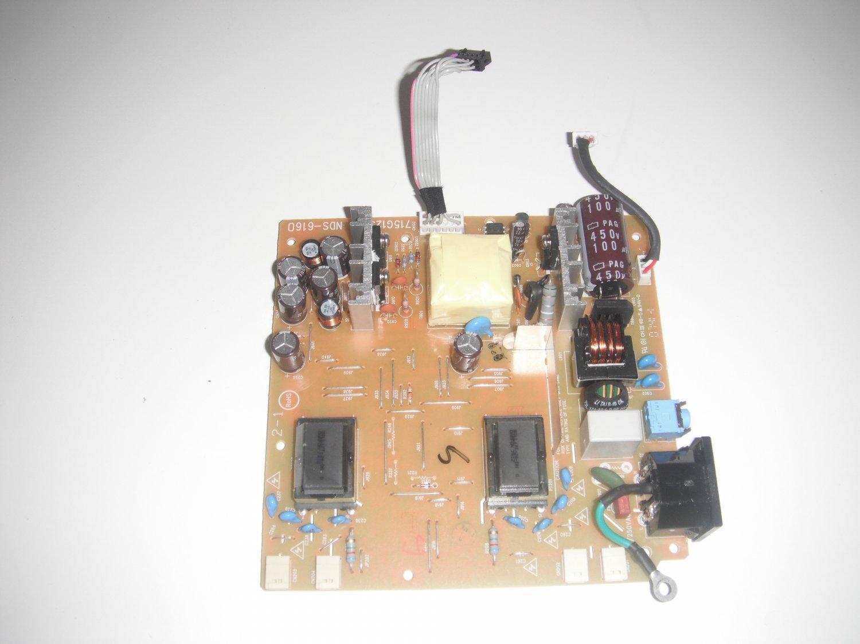 NEC ADTV1742LGN1P Power Supply / Backlight Inverter
