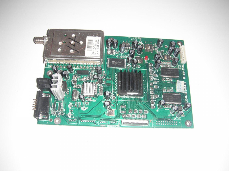 Akai 771S42D102-01 Video RF Tuner Board