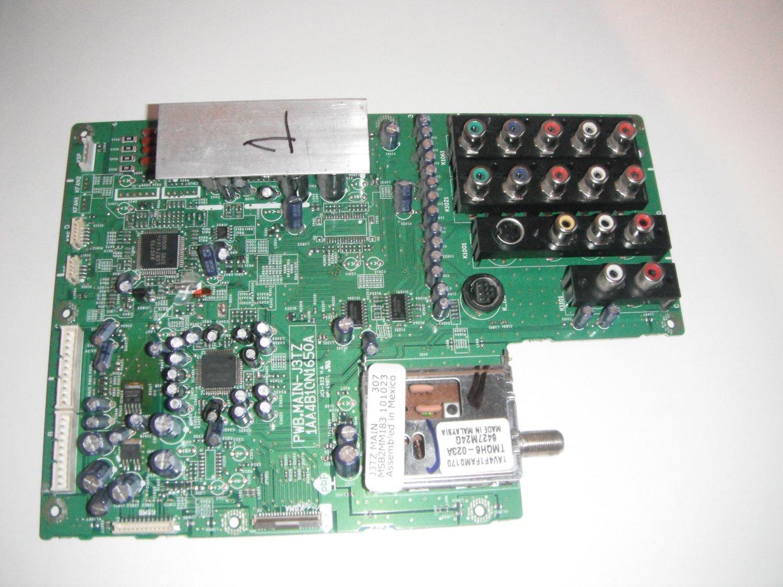 1AA4B10N1650A Sanyo TV Module, main board, J3TZ, J3TZDT, DP42746, P42746-00
