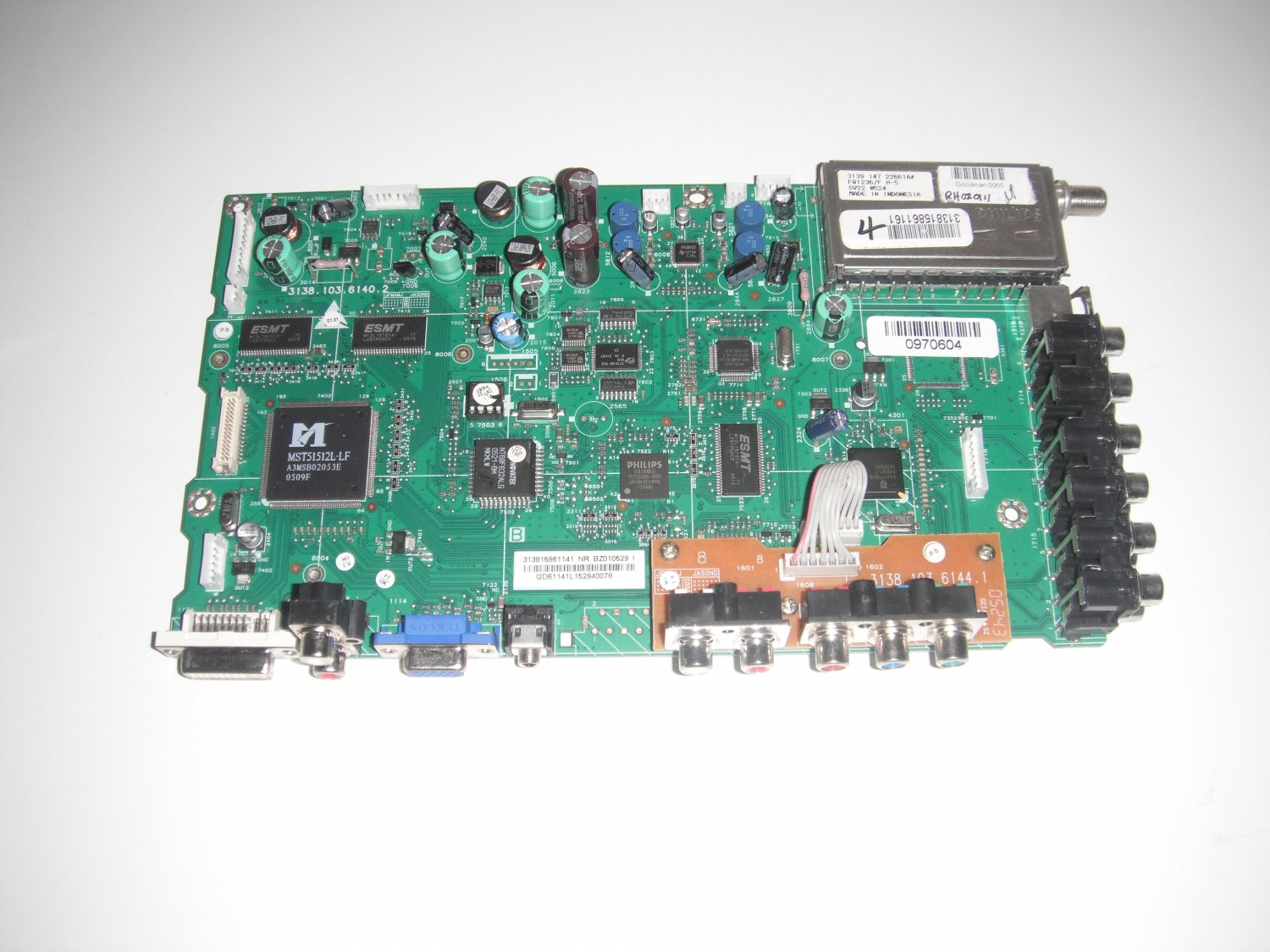 Philips 313815861141 Main Unit Board