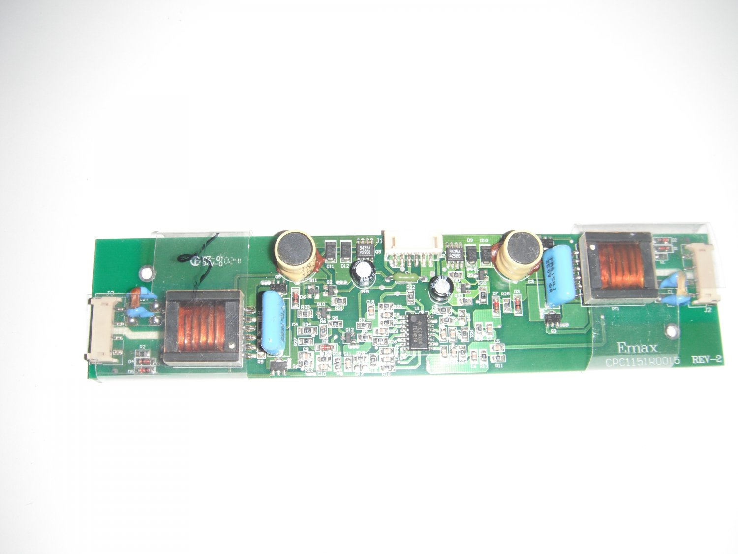 CPC1151R0015 Inverter -- Manufactured by Emax for 4 CCFL Lamps TFT