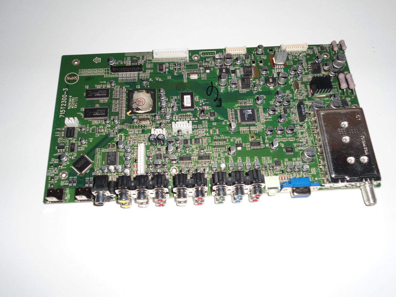 Dynex CBPF7Z1KQ7 Main Unit For DX-LCD32