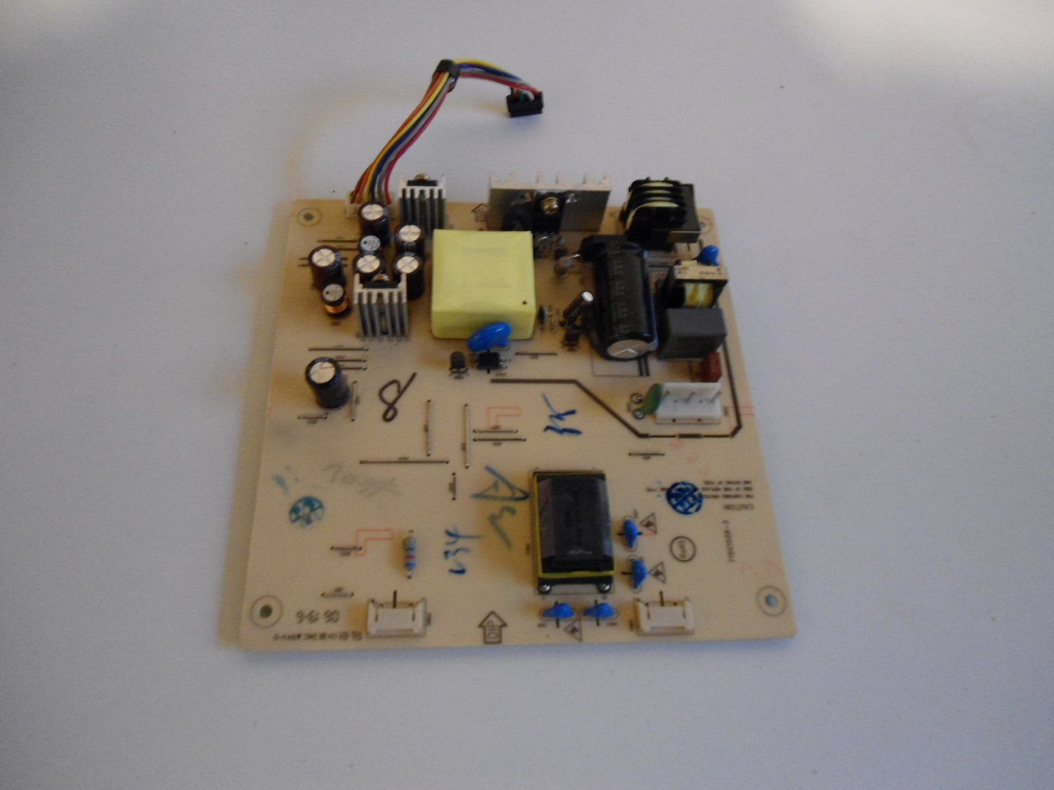 Original disassemble HP HP L1506 high-voltage power supply board 715G1508