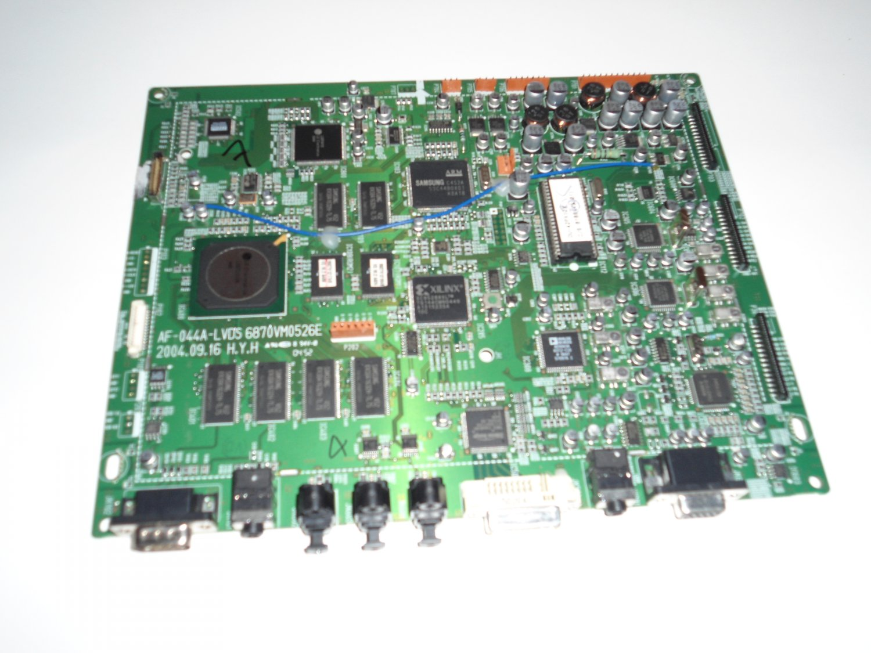 LG 6871VMMF17B Main Unit