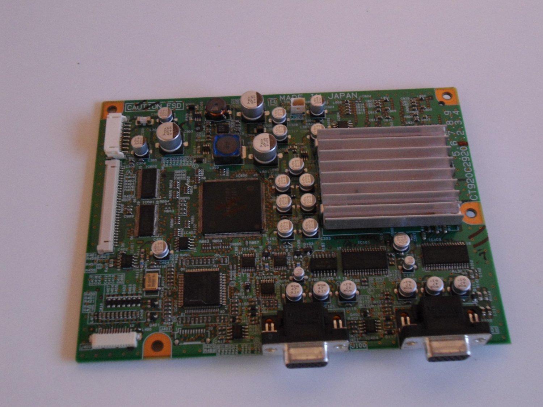 Original disassemble CP210A279C10 CT920C2920 driver board
