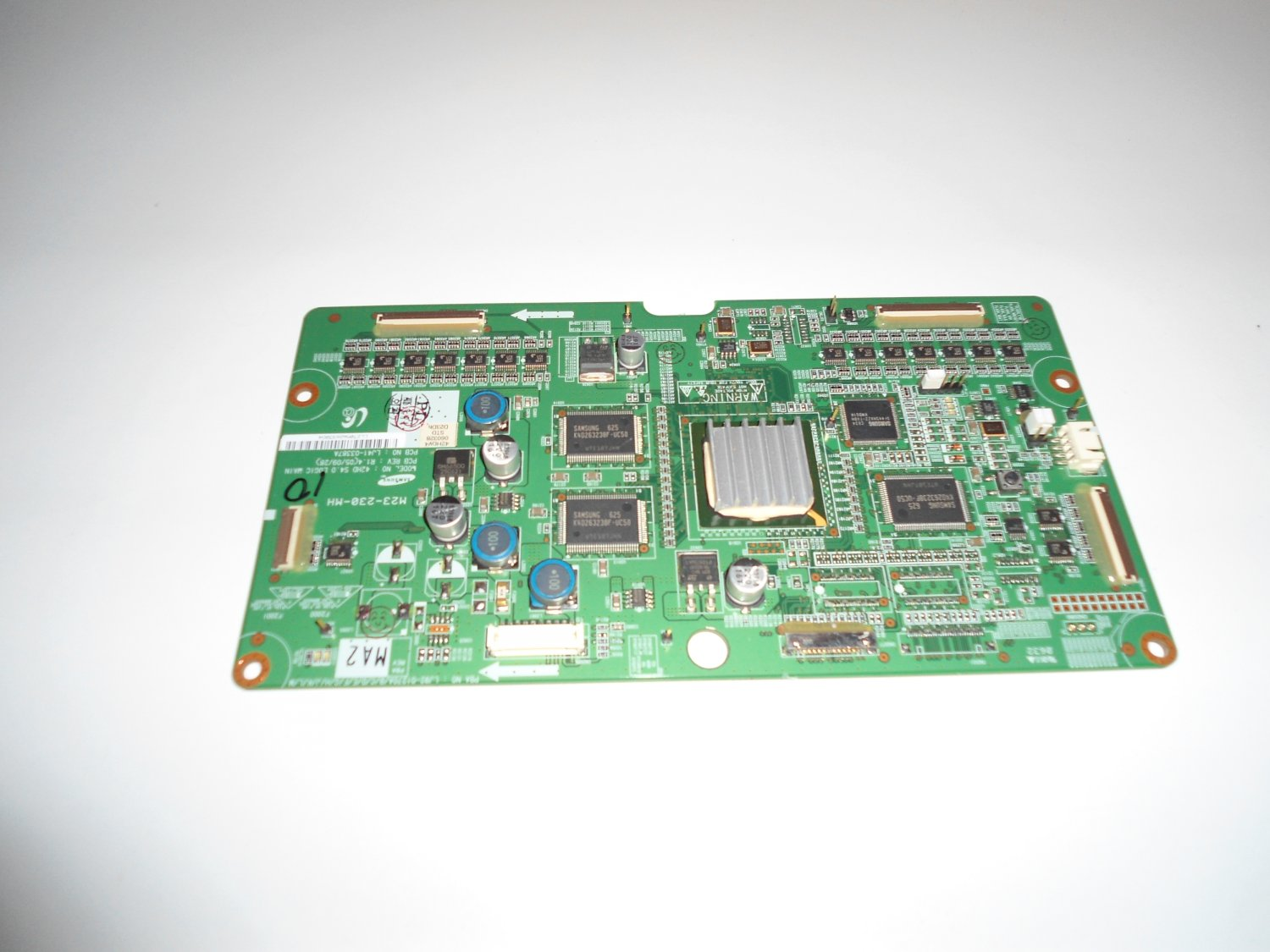 Philips 996500039211 Main Logic CTRL Board