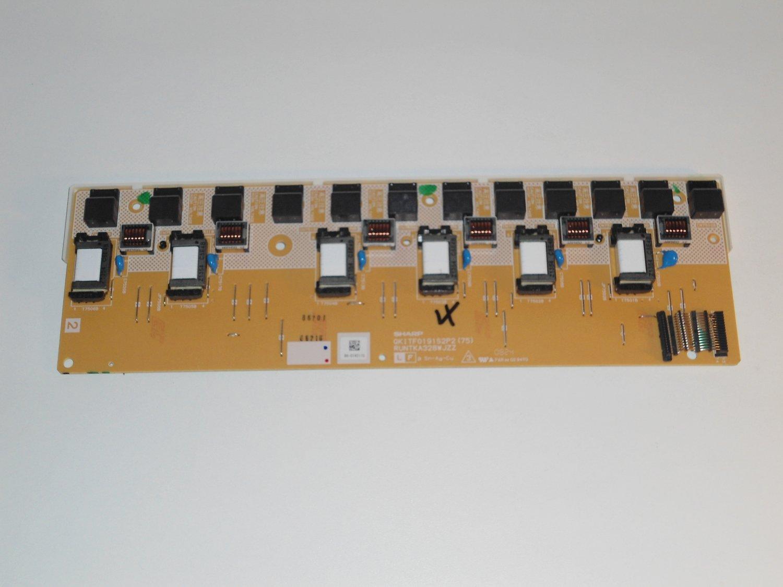 Sharp RUNTKA328WJZZ Backlight Inverter 2
