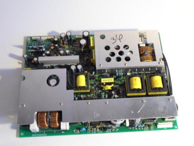 LG 3501V00052B Power Supply Assembly