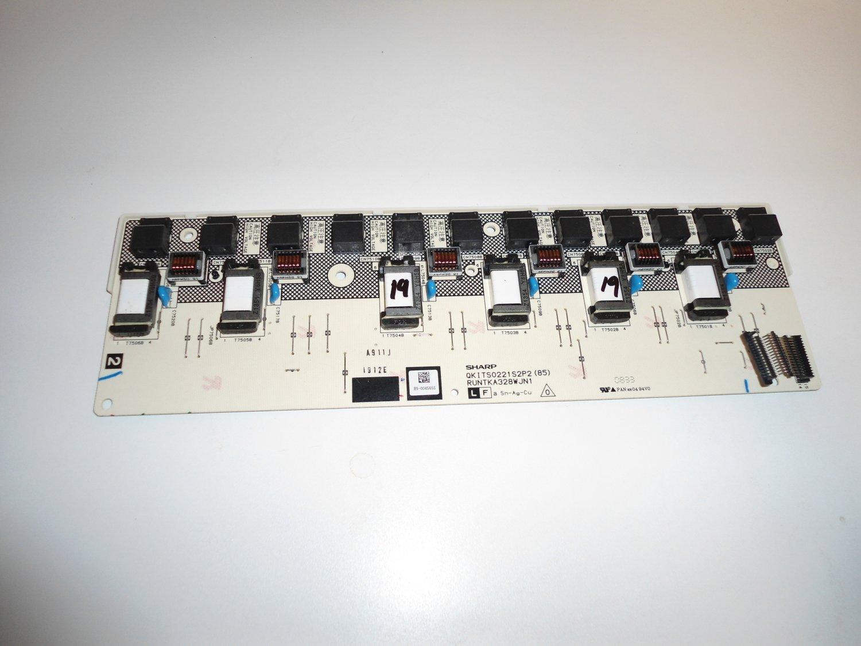 Sharp RUNTKA328WJN1 Backlight Inverter 2