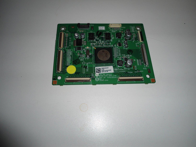 LG EBR63450301 Main Logic CTRL Board