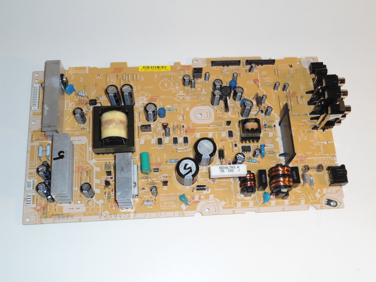 Sansui CEG353A Power Supply Unit