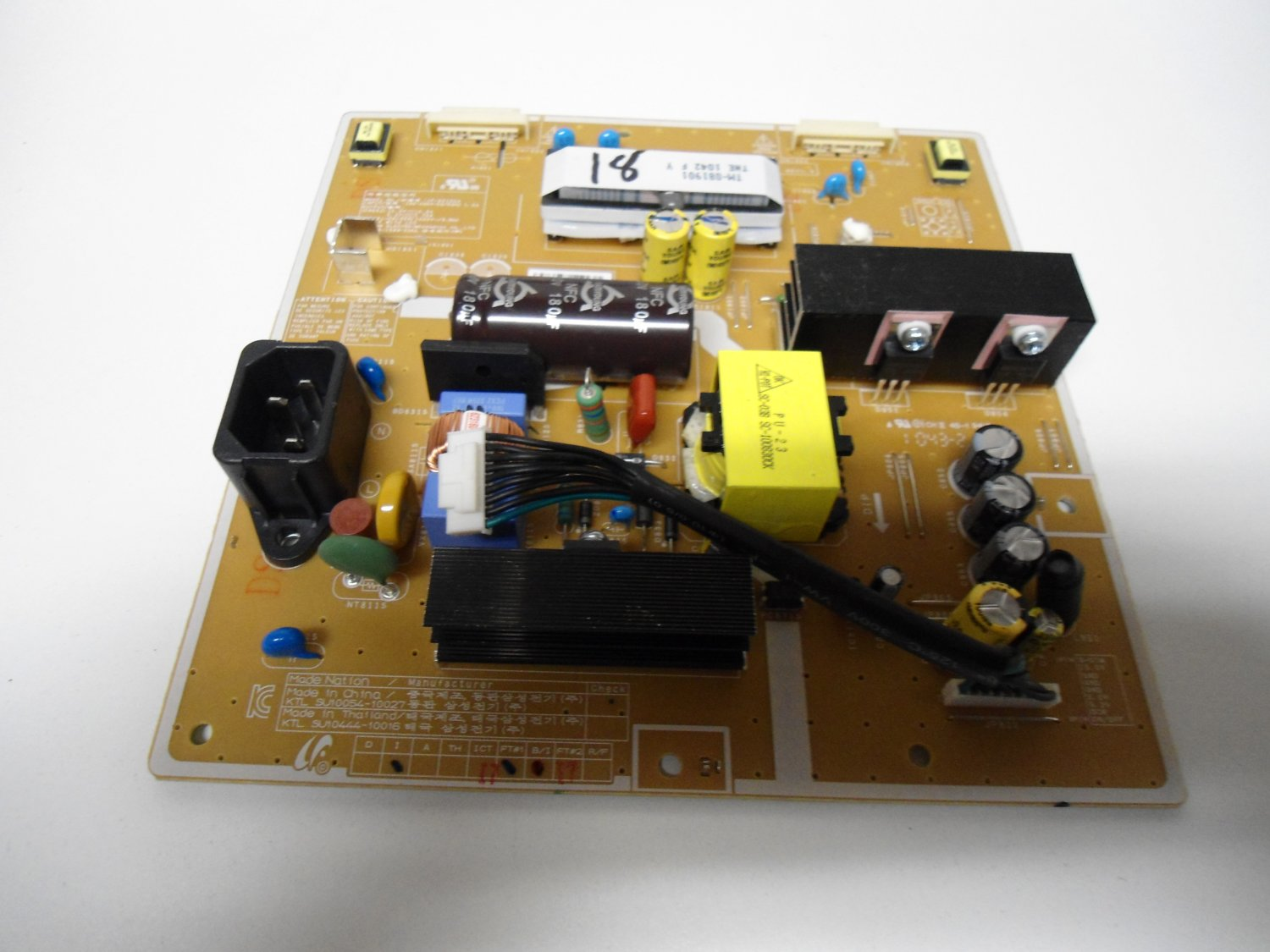 Samsung BN44-00392A Power Supply / Backlight Inverter SOLD OUT