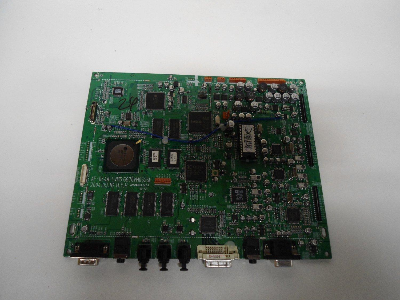 LG 6870VM0526E Main Board