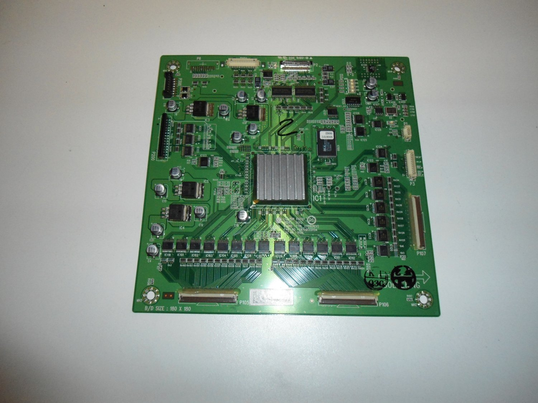 LG 6871QCH059A Main Logic CTRL Board
