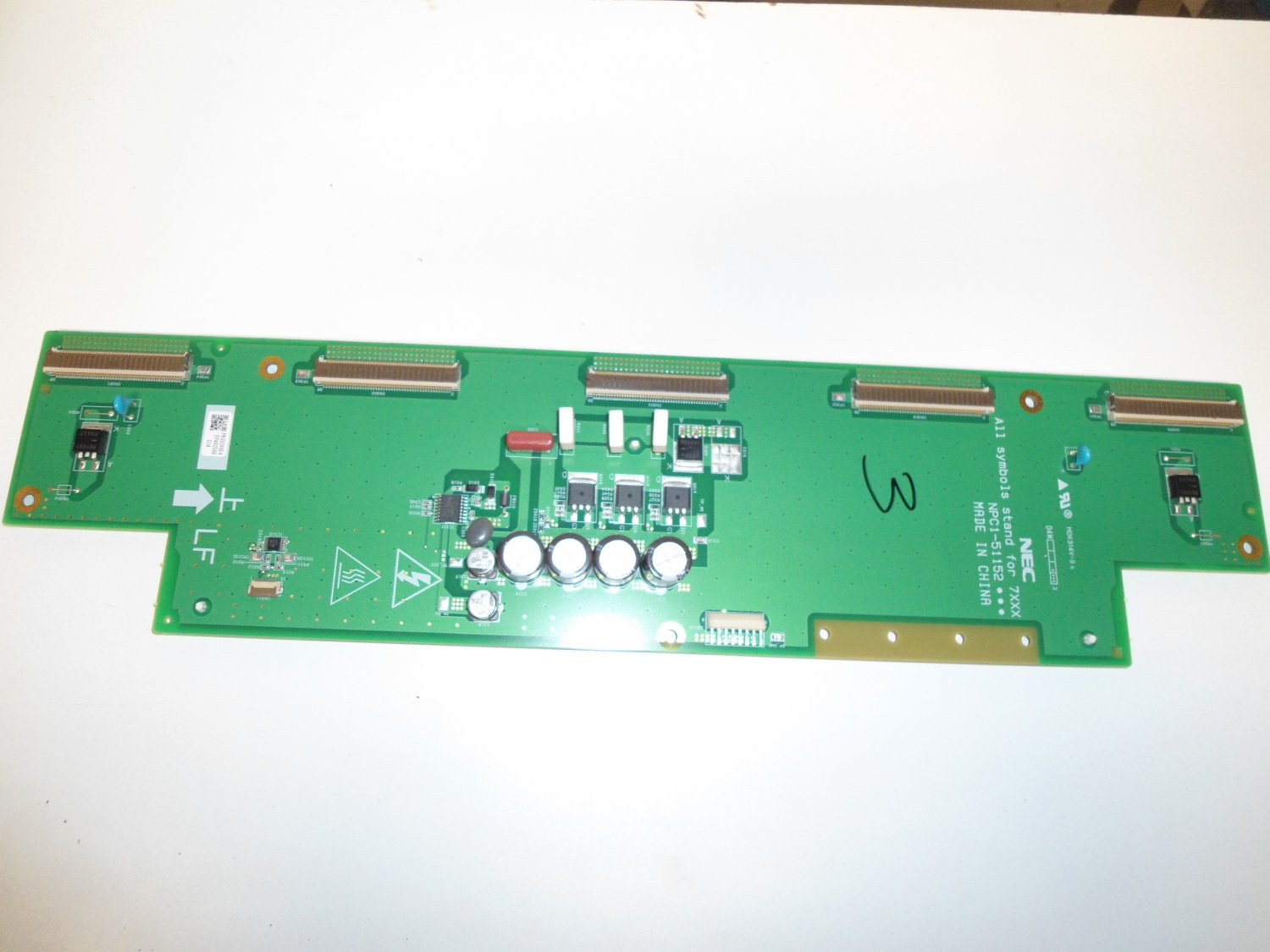 NEC PKG50X6E4 Interface