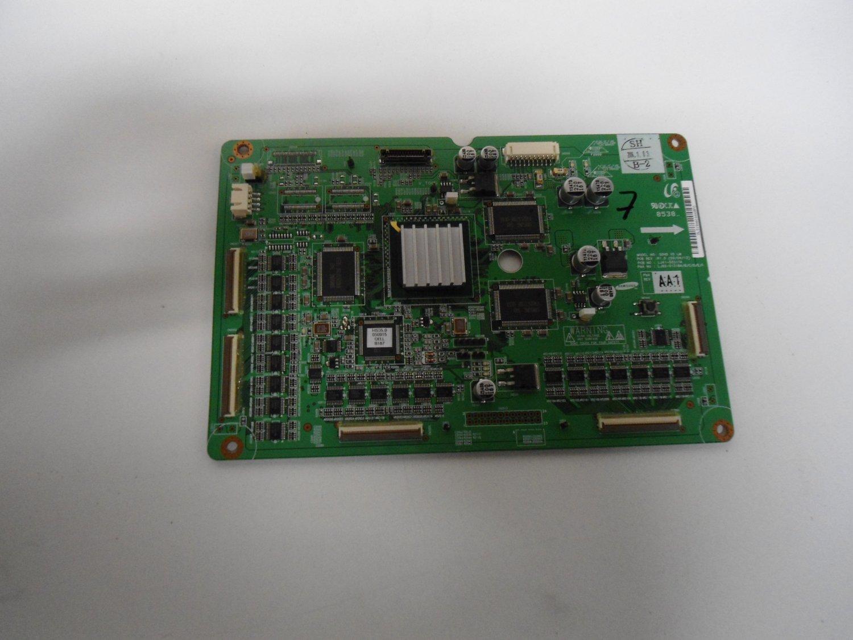 Samsung LJ92-01318A Main Logic CTRL Board