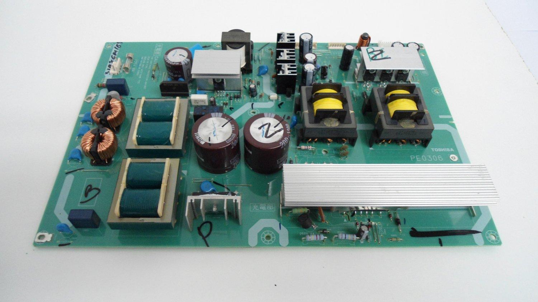 Toshiba 75006107 Power Supply Unit